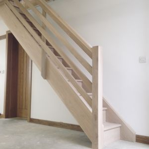 Oak Staircase.