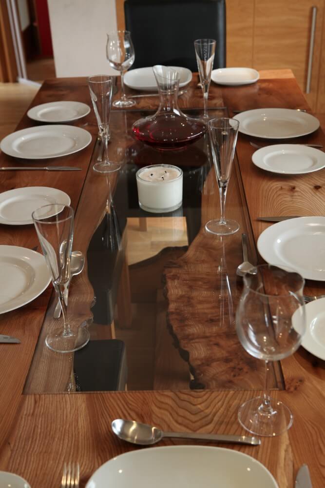 Wild Burr Elm Table