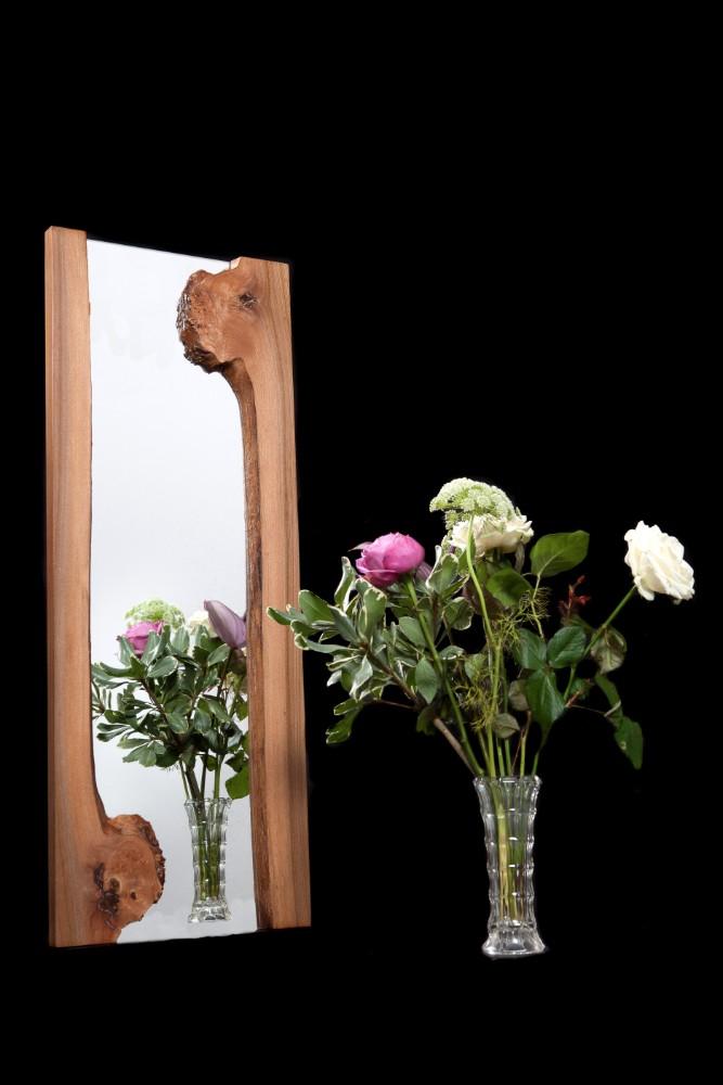 Wild Elm Burr Mirrors