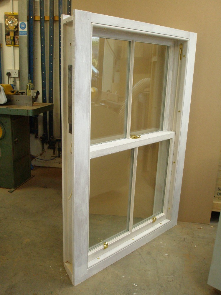 Sash and Case Window